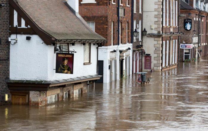 EuroTempest Flood Alert Service